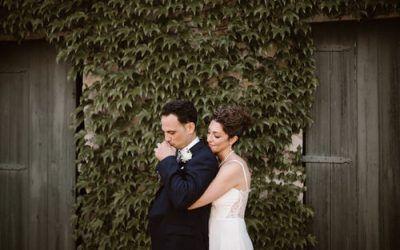 La boda en la Hacienda Zorita de Salamanca de Kate e Iñaki