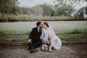 Boda en el Palacio de Saldañuela. Fotógrafos de boda en Burgos