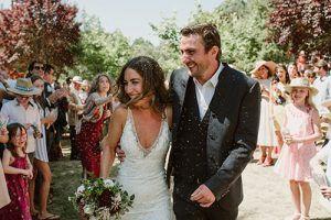 Boda al aire libre en Benavente. Fotógrafos de boda Benavente. Fotógrafos de boda en Benavente