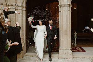 Boda en el Monasterio del Espino. Fotógrafos de boda en Burgos